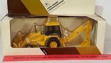 Ertl John Deere Loader/Backhoe 1/32 diecast industrial tractor replica collectib