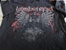Lamb Of God Band T shirt L Short Sleeve