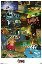 Adventure Time : Episodes - Maxi Poster 61cm x 91.5cm (new & sealed)