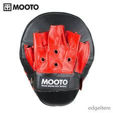 MOOTO Angle Mitt Coaching Target Pad Kick Boxing Karate Taekwondo MMA Training
