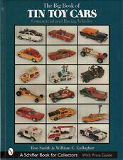 Big Tin Toy Car Book- Commercial & Racing Vehicles