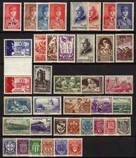 FRANCE / 1936-1943 LOT DE TIMBRES ** / COTE + DE 240.00 EURO (ref 2867)