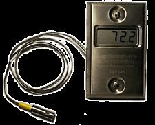 Digital Panel Wall Mounted Hygrometer Check-It Electronics 2100