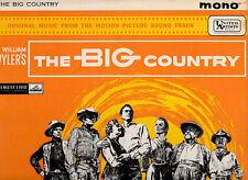 The Big Country-1958-Original Soundtrack-UK 12 Track-Record-LP