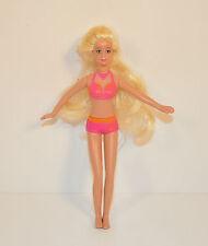"""2010 Merliah 5.25"""" McDonald's #5 Action Figure Barbie Mermaid Tale"""
