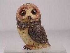 Harmony Kingdom Ball Pot Bellys / Belly 'Short Ear' Owl  #PBZOW2  New In Box