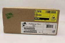 T78F8 New Digi (1P)50000836-27 X Portserver TS 4 MEI New Retail 50000836-27