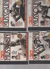 mussolini, fascismo 4 cd - 1883 - 1945 renzo de felice -maynone