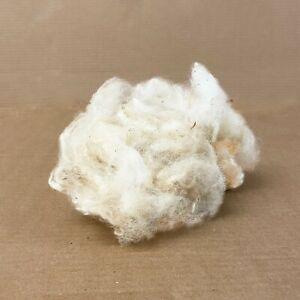 Hanging Basket Natural Liner Ewe Lamb Raw Soft Pure Unwashed Fleece