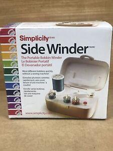 Simplicity Side Wonder The Portable Bobbin Winder (upc6851)