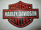 Harley-Davidson Bar and Shield Cast Iron Sign Very Nice