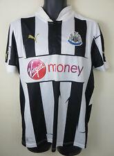Puma Newcastle United Football Shirt 2012-13 Home Soccer Jersey Mens Medium M