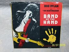 PS and NM 45 *** BOB DYLAN and Heartbreakers --- BAND OF THE HAND