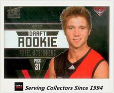2011 Select AFL Infinity Draft Rookie Card DR6 Ariel Steinberg (Essendon)
