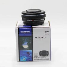 New Olympus M.Zuiko Digital ED 14-42mm f/3.5-5.6 EZ Zoom Lens Micro 4/3 Boxed