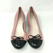 NWT Cole Haan Air Tali Lace Wedge Pump  Color: PEONY-BLK Size: 6.5 US