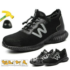 Womens Composite Safety Shoes Trainers Steel Toe Cap Work Boots Hiking Shoe