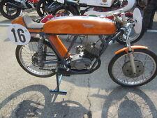 Italian Mondial 50cc Hill Climb racing sports Bike vintage Motorcycle Classic