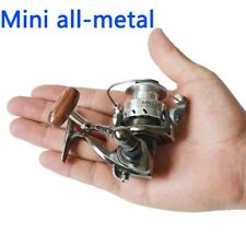 5*3*3in Fishing Reel Spinning Roller Wheel Micro Lure Ultra Tiny Fish Tackle