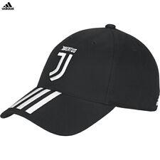 Juventus Cappellino Nero 3 Stripes Regolabile Home 2019/20 Cap Bambino