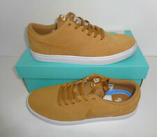 Nike Mens New Tan Suede Leather Lace Casual Trainers Shoes RRP £55.00 UK Size 7