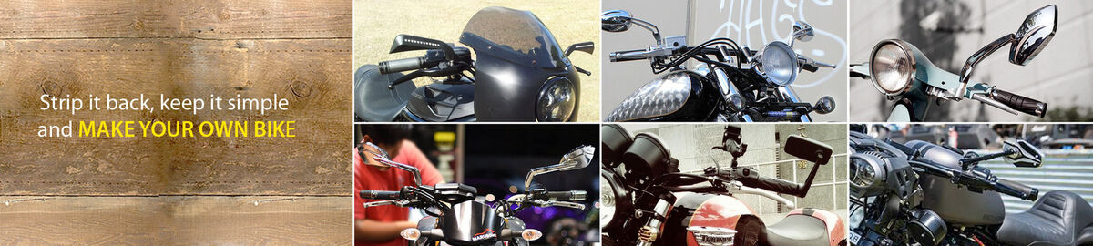 All Motorcycle Mirrors