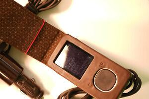 MICROSOFT  ZUNE  8GB  BLACK  + NEW BATTERY + EXTRAS!