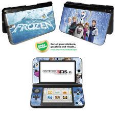 Videospiel-Faceplates & -Designfolien 3DS XL Konsolen