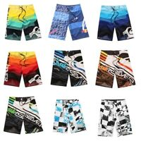 Mens Swimming Board Shorts Quick Dry Pool Summer Beach Swim Trunks Swimsuit