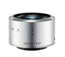 SAMSUNG NX 9-27mm f/3.5-5.6 ED OIS Lens silver for NX Mini REFURBISHED