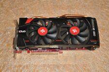 Grafikkarte Club Radeon 6950 2GB DDR5 - für 5 Monitore geeignet