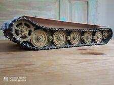 RC Panzer Königstiger Metallwanne 1/16