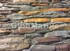 Concrete Veneer Stone Mold VS701. Concrete Stone Rubber Molds, Concrete Walls