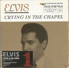 Elvis Presley - Crying In The Chapel  2005 Limited edition numbered CD single