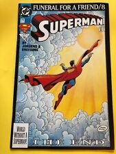Superman #77 (Mar 1993) Funeral for a Friend /8