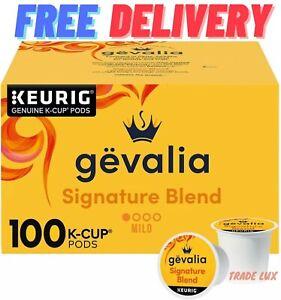 Gevalia Signature Blend Mild Roast K-Cup Coffee Pods (100 ct.)