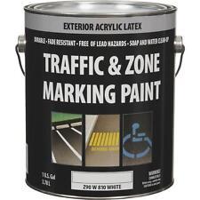 Sherwin Williams Wht Latex Traffic Paint