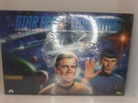 STAR TREK : THE GAME 1992 Vintage Board Game Collectors Edition Sealed New
