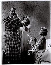 "Pamela Tiffin/Charles Drake/ Francis Robinson""The Lively Set"" 1964 Vintage Still"