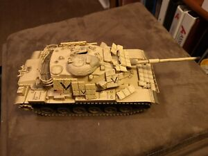 EXTREMELY RARE 2003 Unimax Toys Forces of Valor USMC Tank 518002 1:32 Model Tank