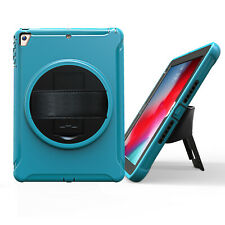 For iPad mini 5 4 3 2 1 9.7 6th 2018 Air 2 Pro 9.7 Case Hybrid Stand Shell Cover