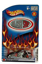 2003 Hot Wheels DIE CAST STOP Scorchin' Scooter Special Edition