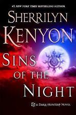 Dark-Hunter Novels: Sins of the Night 7 by Sherrilyn Kenyon (2016, Hardcover)