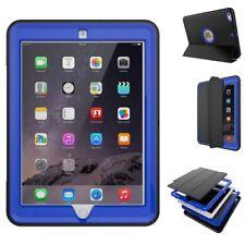 hybride plein air Housse pour iPad Bleu Foncé pour Apple Ipad 2/3/4 NOUVEAU sac