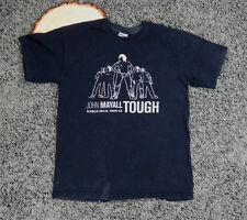 """Concert Tour T-Shirt Unisex Medium John Mayall """"Tough"""" World Tour 2009 Band Tee"""