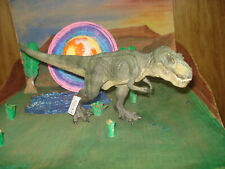 New listing Papo Tyrannosaurus Rex 55027 2012 Cretaceous Green Running T-Rex New w Tag