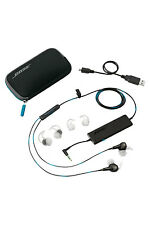 NEW Bose QC20 Acoustic Noise Cancelling in-ear headphones for Samsung Black