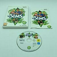 The Sims 3 Nintendo Wii Video Game PAL UK Complete Manual Tested Freepost VGC