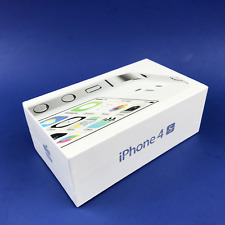 Apple iPhone 4s A1387 WHITE 8GB AT&T (GSM unlocked) Demo - New #6909