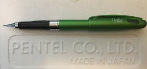No Rubber Grip   Pentel Quicker Clicker Tradio 0.5mm Mechanical Pencil w/ Cap